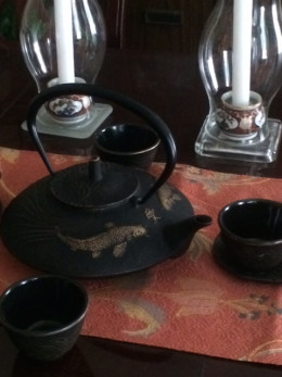 Tea Sets continue to be popular items for tea drinkers.