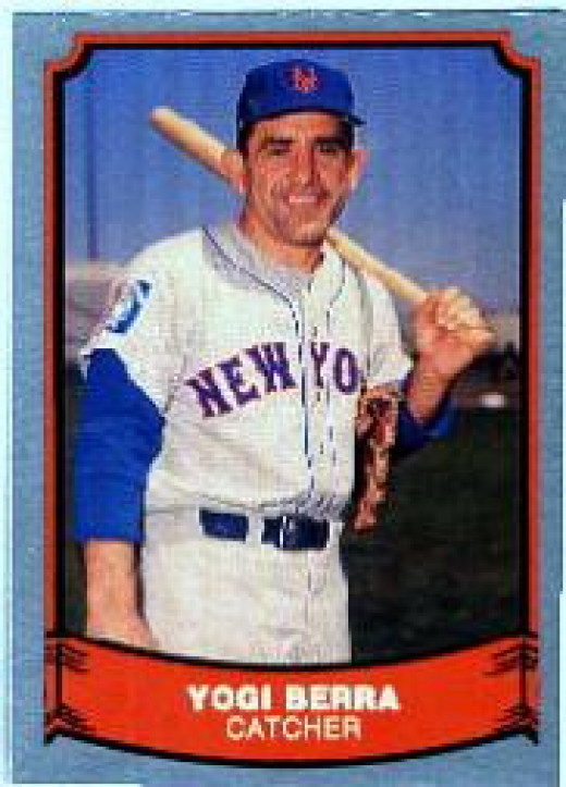 He only played with the Mets for a year.