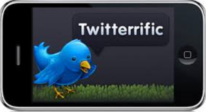Twitterrific is perhaps one of the best free Twitter apps for your iphone 3g.