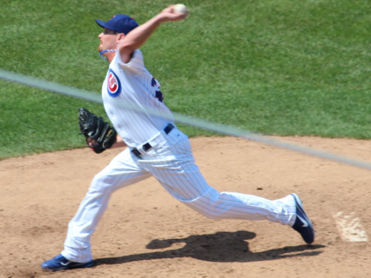 Travis Wood was the Cubs' most accomplished player in 2013. He also wasn't quite up to All-Star standards.