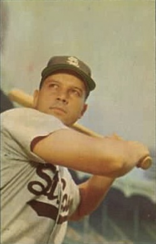 Vic Wertz, best known for his 1954 drive caught by Willie Mays, was a tremendous run producer for the Tigers a few years before. The team traded him in the middle of an outstanding year in 1952.