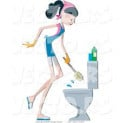 Are you Ashamed of Being a Toilet Cleaner?