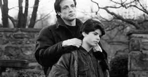 Stallone and his late son Sage