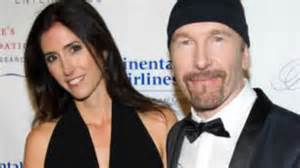 The Edge and Blue Angel