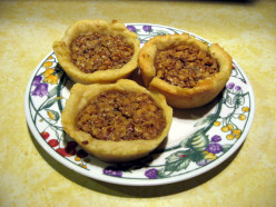 Easy Mini- Pecan Pies