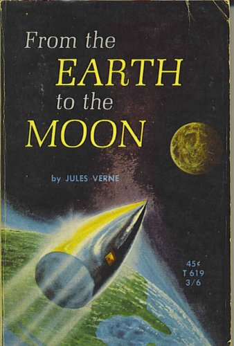 Verne's predictions about man's first flight to the moon astounds readers.