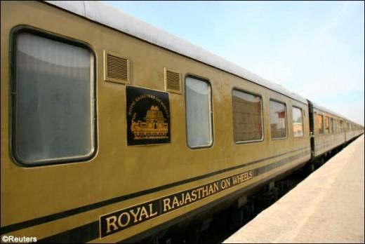 Royal Rajasthan Rail