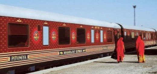 Luxury Express Train
