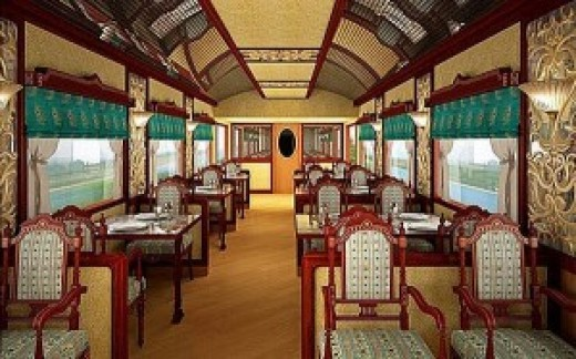 Tourist Train Restaurant