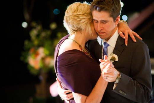Mother son slow dance ideas.
