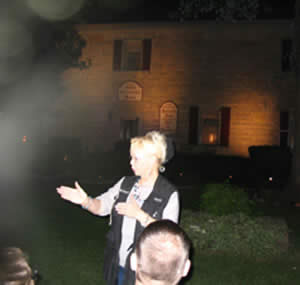 Patti Starr is a renowned ghost hunter, public speaker, author, and founder of Ghost Chasers International.