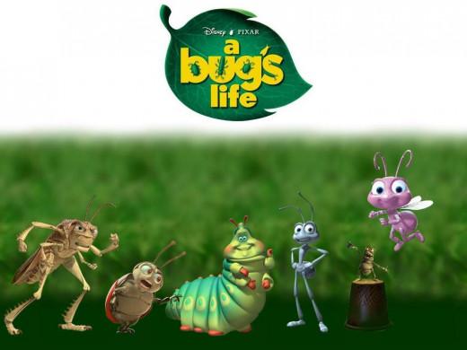 Pixar's A Bugs Life