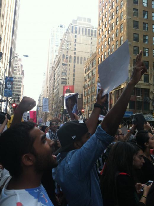 International Day of AL-QUDS, NYC