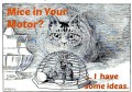 Keep Rats and Mice Out of Your Vehicle:  Best Suggestions