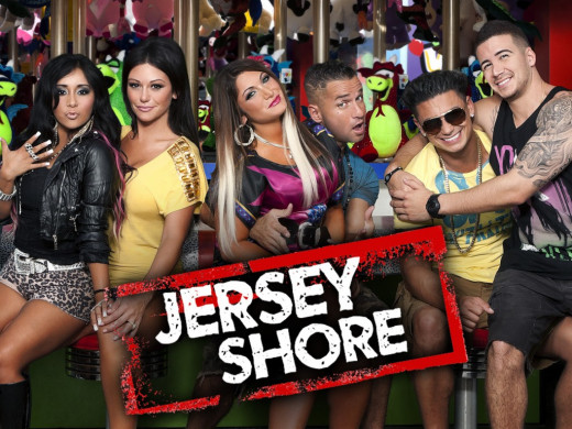 Promo picture for Jersey Shore