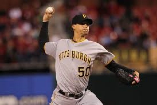 Charlie Morton has been a big part of the Pirates success this season.