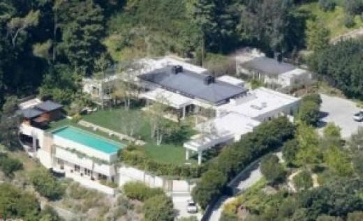 Seacrest's Home