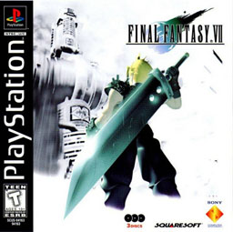 Final Fantasy VII Boxart