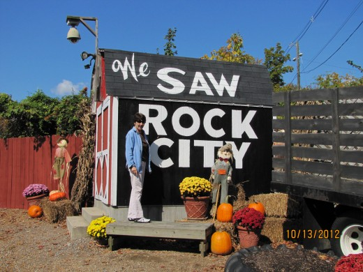 Visit Rock City While Staying at Cloudland Canyon State Park