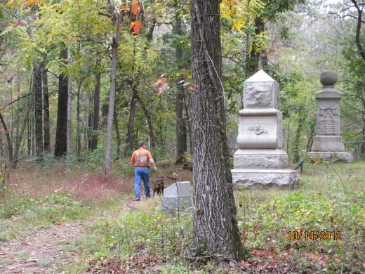 Chickamauga Civil War Site