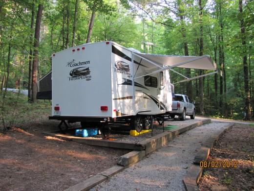 Unicoi Camp Site