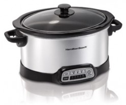 Best Slow Cooker On a Budget - I Love My Hamilton Beach Programmable 5-Quart Crock Pot