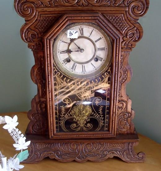 a tagged clock