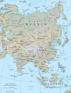 The Religious Diversity of Asia