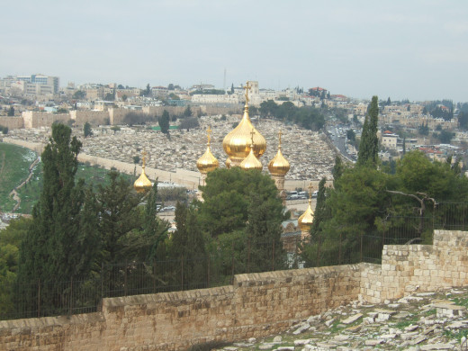 "One of the most interesting solo trips I took was to Jerusalem. Everyone kept saying ""you're so brave""."