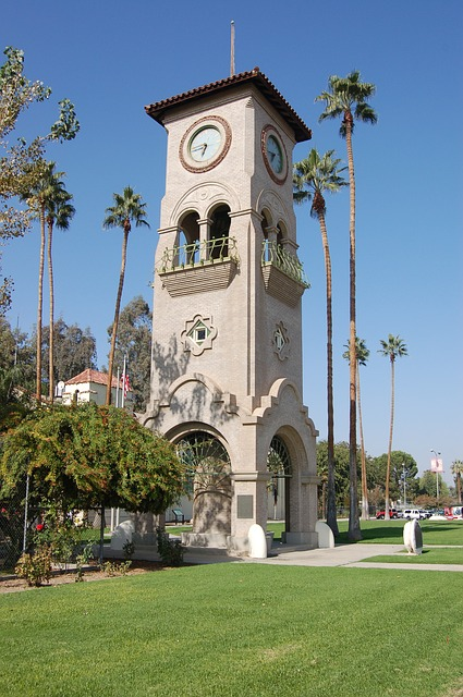 Bakersfield Clock Tower