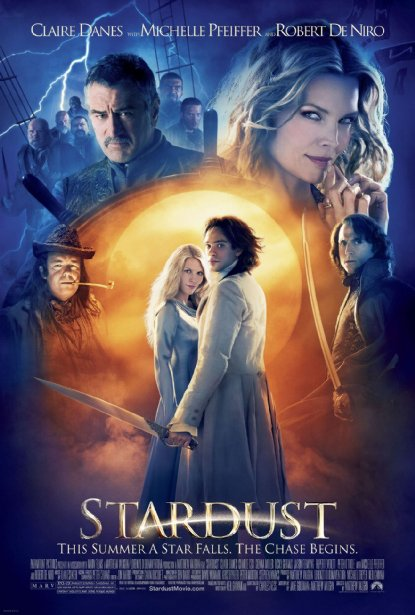 Movie poster for Stardust.