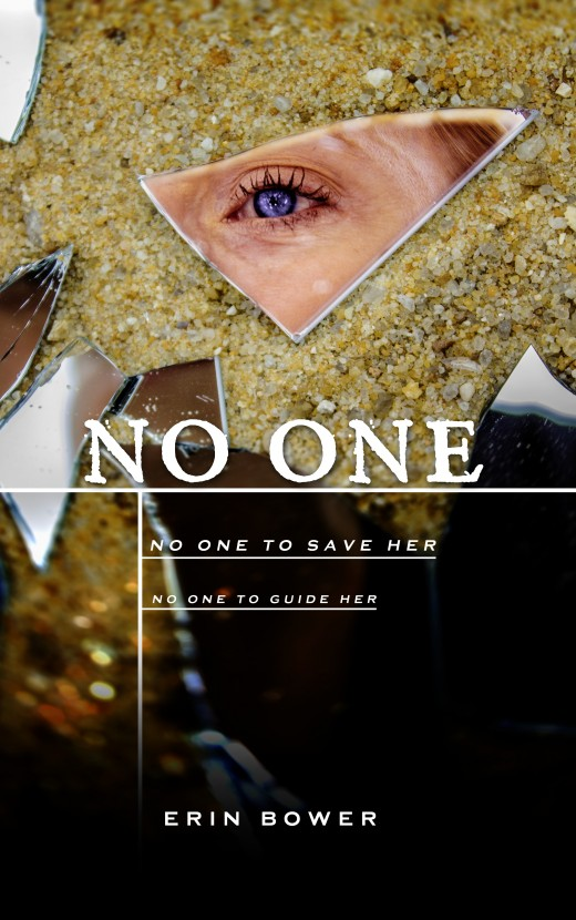 Book cover for NO ONE