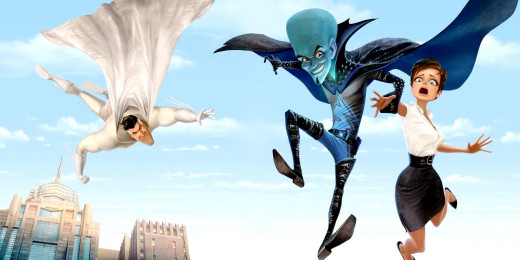 DreamWorks presents Megamind
