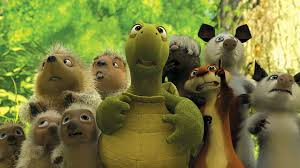 DreamWorks presents Over the Hedge
