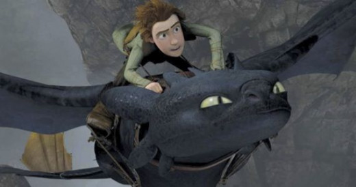 DreamWorks presents How to Train Your Dragon