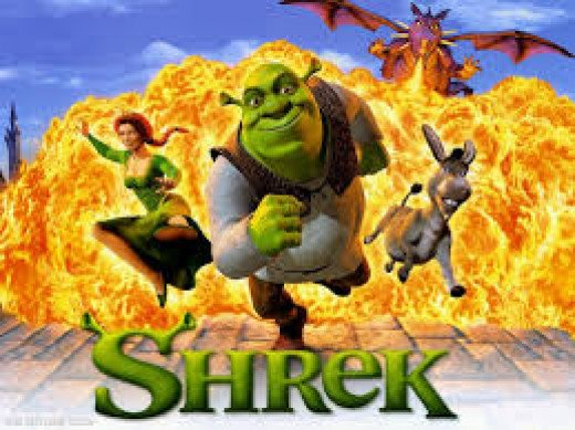 DreamWorks presents Shrek