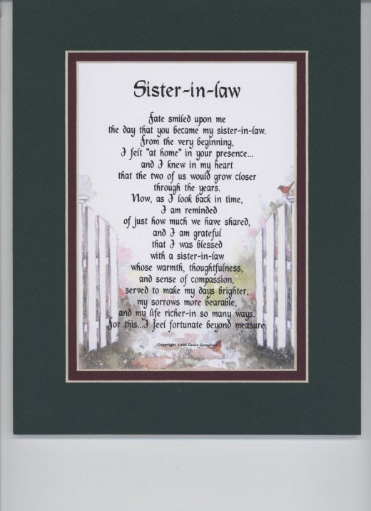 Meaningful Gift Ideas for Sister in Law for Under USD50