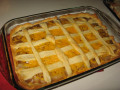 Easy Apple Pie: Apple-Cheese Casserole