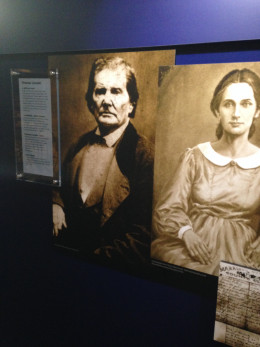 PORTRAITS OF LINCOLN'S PARENTS