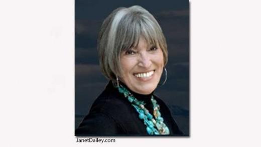 Famed romance writer Janet Dailey dies