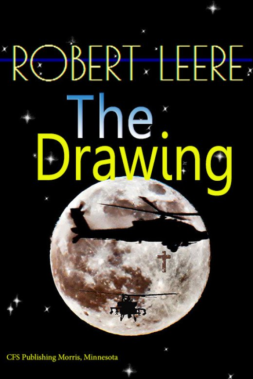 "Book cover for ""The Drawing"" by Robert Leere"