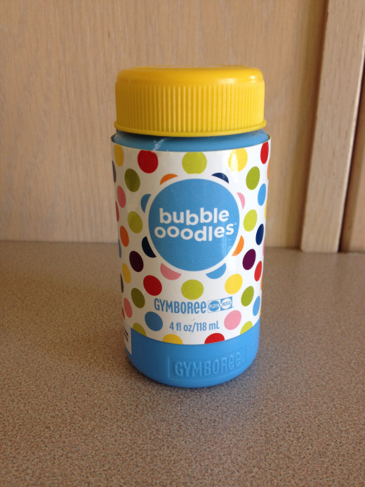 Bubbles from Gymboree