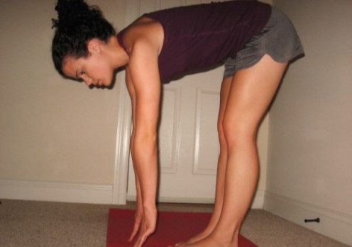 Morning stretches can increase the flow of blood and oxygen through your body.