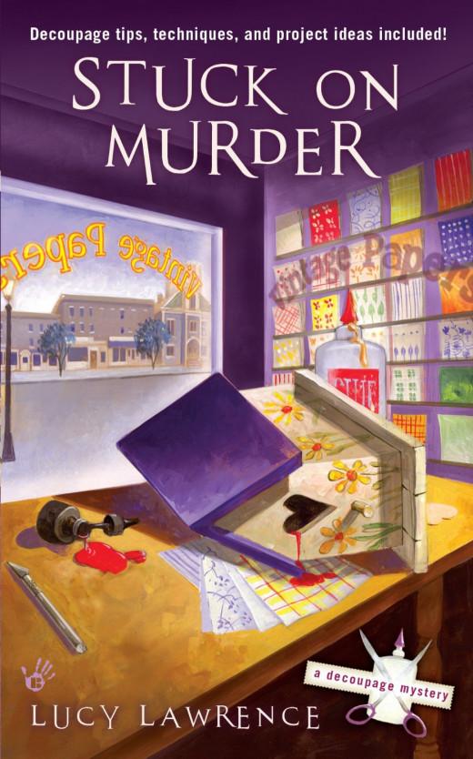 Murder's sticking it to its next victim