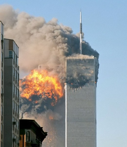 This was bin Laden and al-Qaeda's first big mistake!