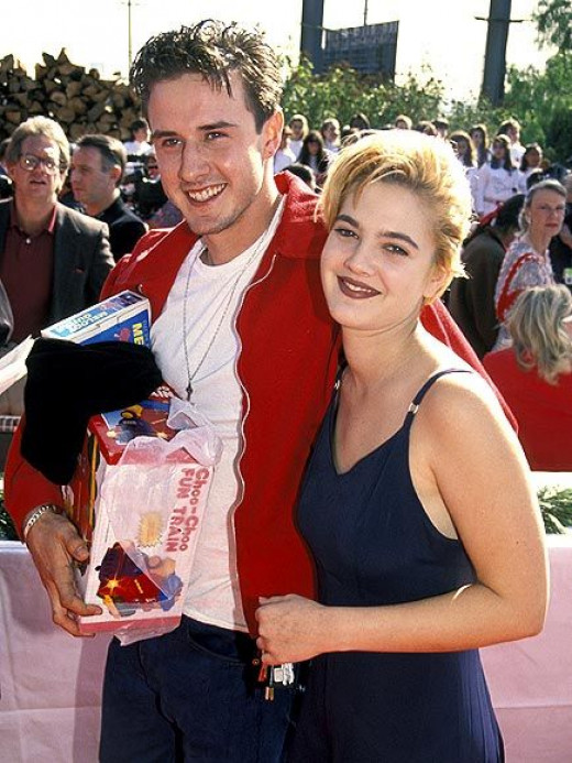 Arquette and Barrymore