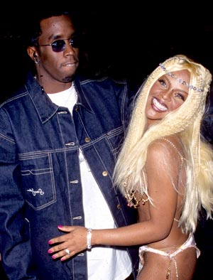 Combs and Lil Kim