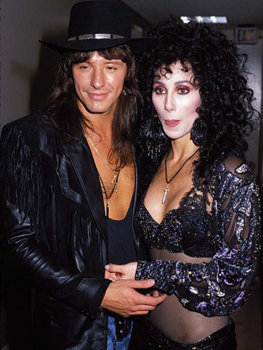 Sambora and Cher
