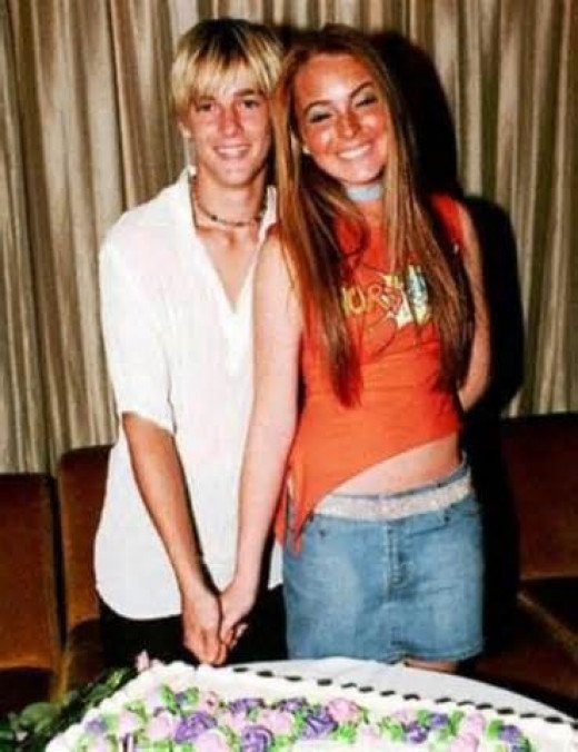 Carter and Lohan