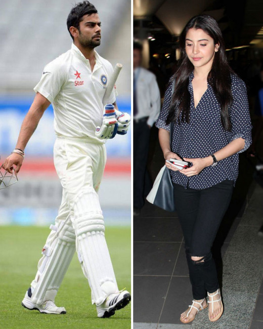 Anushka Sharma has decided to stay away from her cricketer boyfriend Virat Kohli! Visit Biscoot Showtym for more 2014 Bollywood news : http://www.biscoot.com/showtym